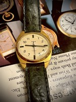 Russian antique watch collection! Zarja 17 jewels