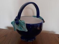 Moray bauble craft ceramic basket
