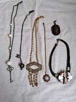 6pcs handmade jewelry necklace