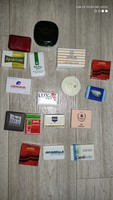 Various rare mini / hotel soaps 17 pieces together