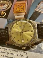 Gyűjteményi  Bourbon Swiss watch luxory !