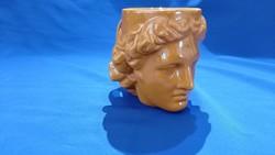 Apollo greek god 3d mug hestia terracotta doiy desing