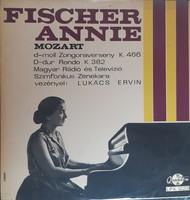 Fischer annie mozart works on piano lp vinyl record vinyl