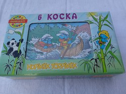 Old dice game. Unopened