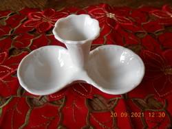 Porcelain antique salt shaker