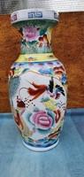 Chinese floor vase 41.5Cm