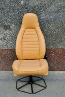 Porsche 911g designed chair, from 1976, renovated
