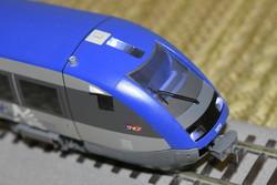 Jouef h0 s sncf motor train railway model
