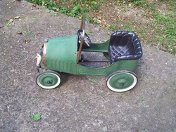 Pedal old form toy car