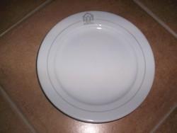 Ritka alföldi tányérok, Korona Hotel