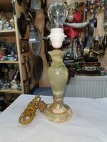 Ónix asztali lámpa