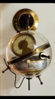 Sputnik vintage barometer - streampunk design