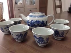 Chinese porcelain tea set