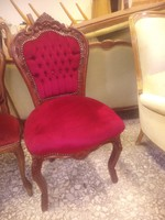 Antique baroque chair 1 piece