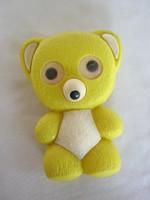 Retro ... Dmsz plastic toy teddy bear