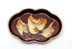 Herend bakos eva decorative plate