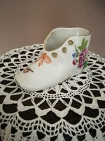 Herend porcelain small shoes!