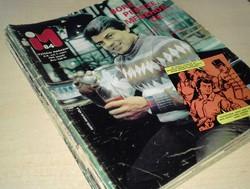 Ifjúsági Magazin 1984, és 1985 február; március