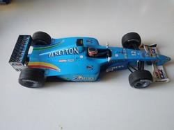 F1 minichamps 1:18 benetton fisichella