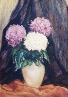 Rose with this sign: still life, 1961