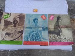Világ Ifjúsága újság - 1962/63 - három darab együtt