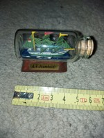 Small patient glass, humboldt ship
