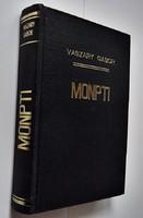 Gábor Vaszary: monpti. The writer with 27 illustrations / editorial Carpathians, 1955.
