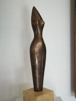 Pepper Nicholas bronze