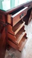Antique, free-standing Bieder lingel ??? Desk