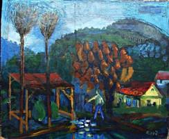 András Gerő - hills