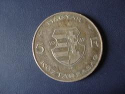 5 Forint 1947