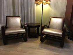 Gyönyörű art deco fotelek