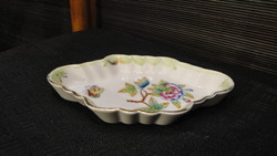 Herend Victorian patterned ashtray