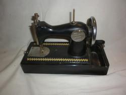 Old Soviet mini sewing machine