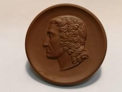 Meissen porcelain plaque