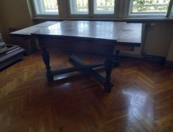 Antique dining table circa 1900 from the Doge brothers