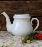 White porcelain large jug