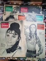 Film Színház Muzsika 1972-74