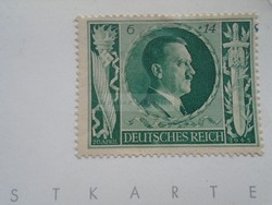G21.514 Postcard germany ca 1940 deutsches reich ii. World War