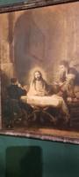 Rembrandt repro