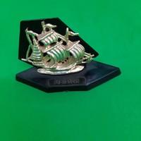 Sailing ship in memory of Lake Balaton
