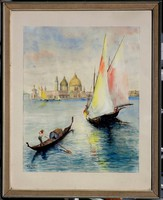 Unknown painter: Venice