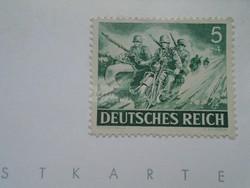 G21.513 Postcard germany ca 1940 deutsches reich ii. World War