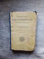 Dr. Pokorny Emánuel: Új-szövetségi bibliai történetek (1911)