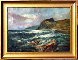 Unknown antique painting!