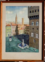 Unknown painter: florence