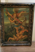St. Michael the Archangel - crushes evil