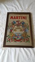 Martinis,tükör reklámkép