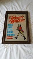 Johnnie Walker,reklám tükör kép