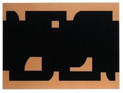 Jenő Barcsay - dynamic forms ii. 37 X 50 cm color sieve 1976